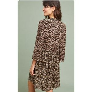 Maeve By Anthropologie Juno Print Dress Size XS